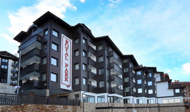 Royal Park & Spa complex apartments